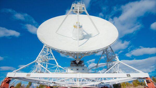 Коинотни ўрганишга мослашган радио телескоп - Sputnik Ўзбекистон