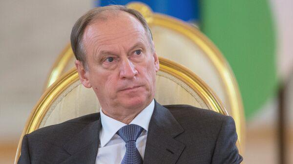 Секретарь Совета безопасности РФ Николай Патрушев - Sputnik Ўзбекистон