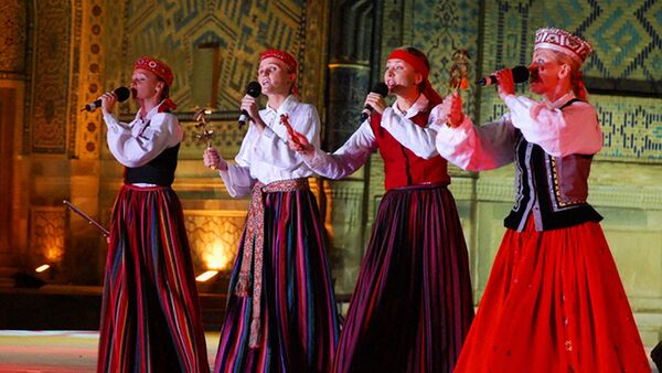 Sharq taronalari festivali - Sputnik Oʻzbekiston