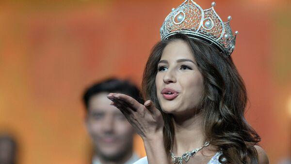 Финал конкурса Мисс Россия - Sputnik Узбекистан
