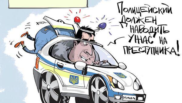 Губернатор, Вид из багажника - Sputnik Узбекистан