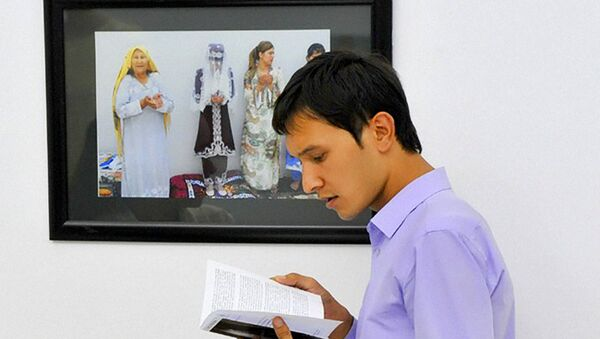 Фотовыставка Нодыра Норматова - Sputnik Узбекистан