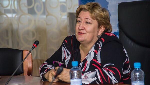 Эксперт Елена Кузьмина - Sputnik Узбекистан