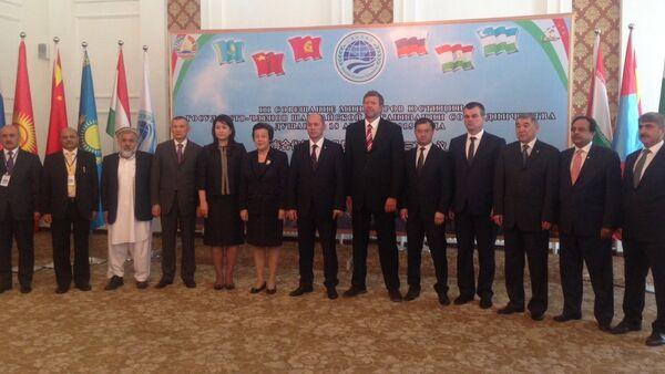 Министры юстиции стран-участниц ШОС - Sputnik Узбекистан