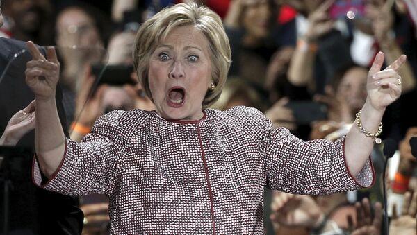 Xillari Klinton - Sputnik Oʻzbekiston