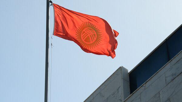 Флаг Киргизии - Sputnik Ўзбекистон