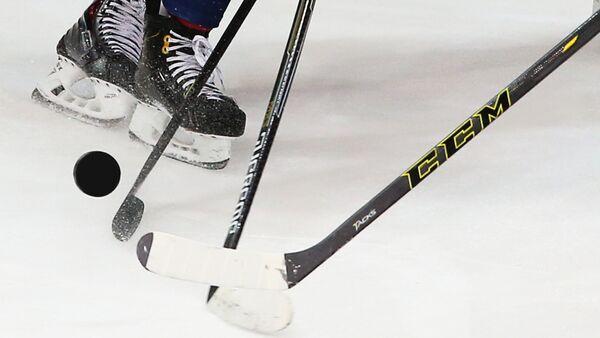 Хоккей. Иллюстративное фото. - Sputnik Узбекистан