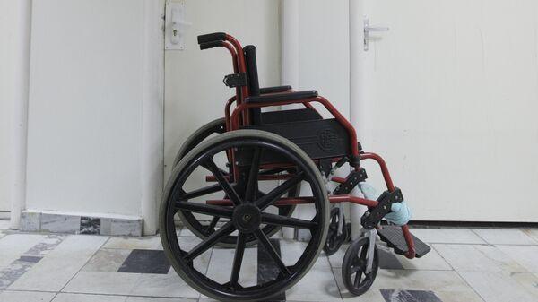 Инвалидная коляска - Sputnik Узбекистан