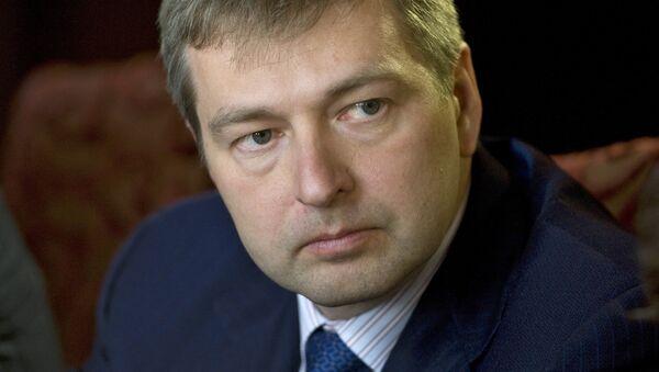 Председатель совета директоров компании Уралкалий Дмитрий Рыболовле - Sputnik Ўзбекистон