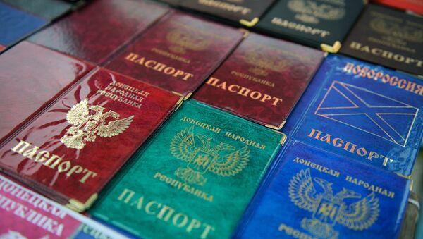 Паспортлар - Sputnik Ўзбекистон