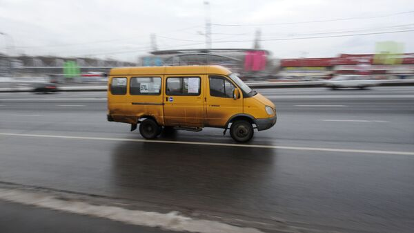 Маршрут такси - Sputnik Ўзбекистон