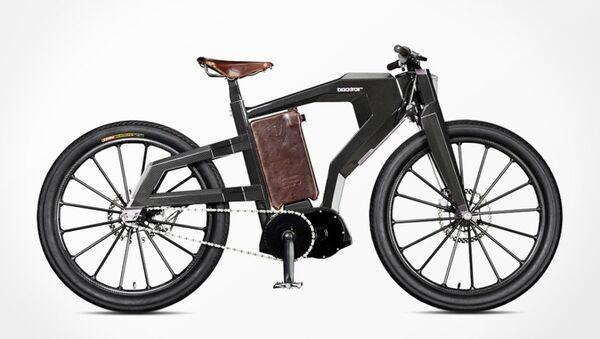 PG-Bike Black Trial - Sputnik Oʻzbekiston