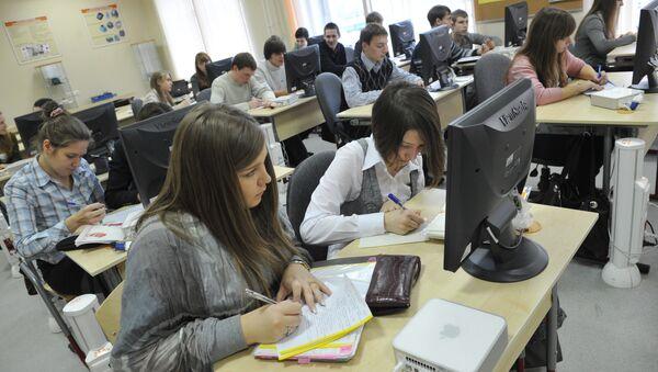 Обучение в колледжах Москвы - Sputnik Ўзбекистон