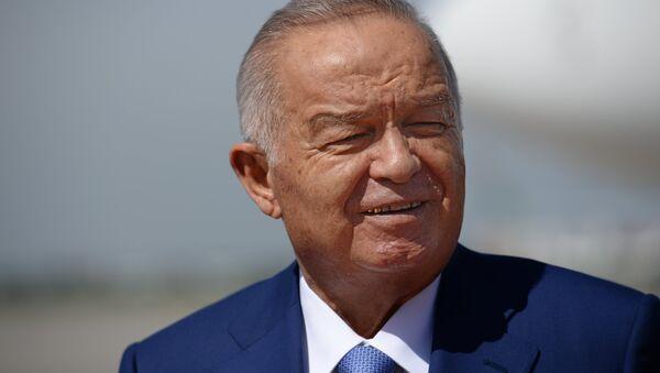 Oʻzbekiston prezidenti Islom Karimov - Sputnik Oʻzbekiston