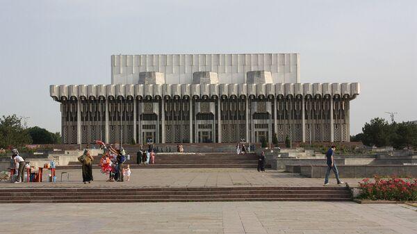 Дворец искусств Истиклол - Sputnik Узбекистан