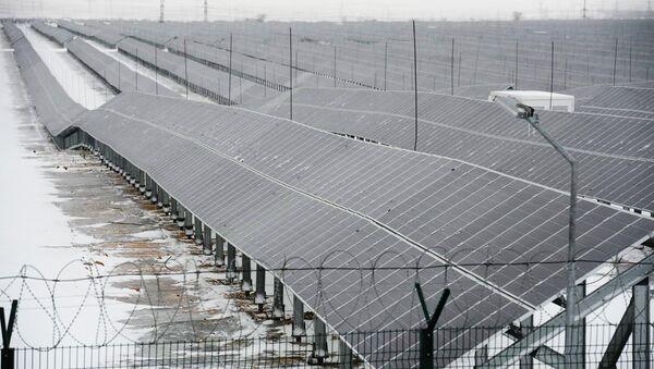Солнечная станция - Sputnik Узбекистан