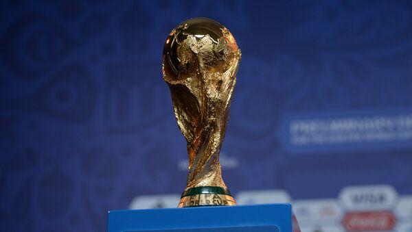 Кубок чемпионата мира 2018 по футболу - Sputnik Ўзбекистон