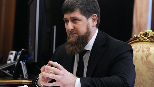 Glava Chechni Ramzan Kadыrov - Sputnik Oʻzbekiston
