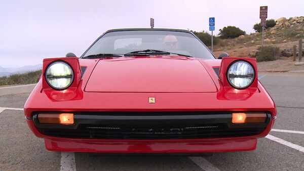 Позеленевший Ferrari: как выглядит первый электроспорткар бренда - Sputnik Ўзбекистон