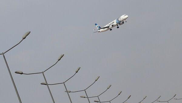 EgyptAir авиакомпанирясига қарашли самолёт - Sputnik Ўзбекистон