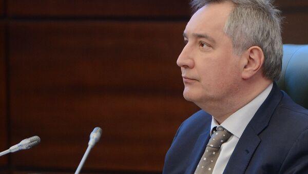 Vitse-premyer RF D. Rogozin - Sputnik Oʻzbekiston
