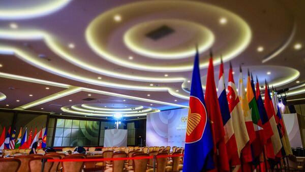 Rossiya — ASEAN sammiti - Sputnik Oʻzbekiston