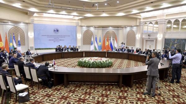 СМИД ШОС в Ташкенте - Sputnik Узбекистан