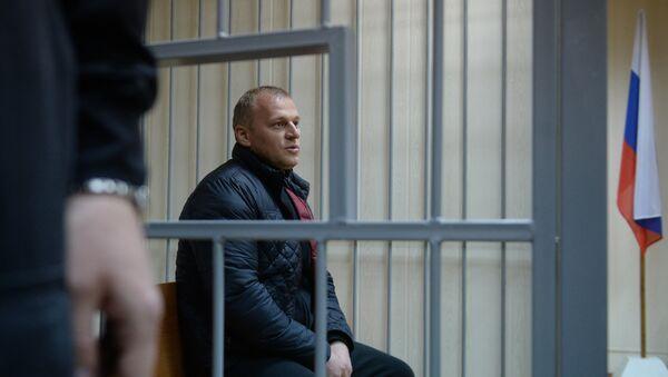 Vyacheslav Bocharnikov - Xovan qabristonidagi mojaroda ayblanuvchilardan biri - Sputnik Oʻzbekiston