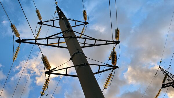 Linii elektroperedachi - Sputnik Oʻzbekiston