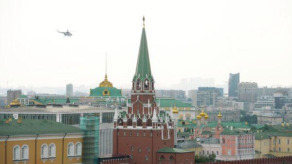 Moskva - Sputnik Oʻzbekiston