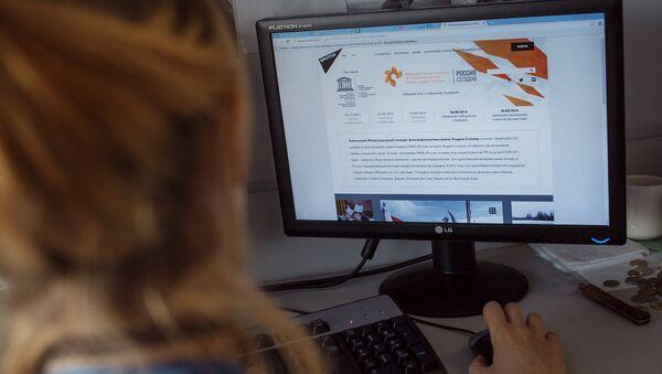 Internetda ishlash - Sputnik Oʻzbekiston