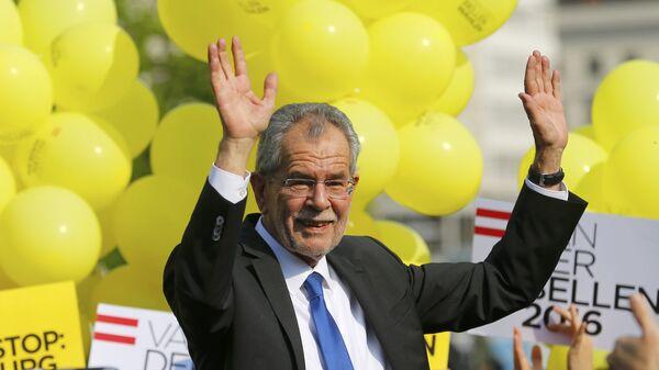 Президент Австрии Александр Ван дер Беллен - Sputnik Узбекистан