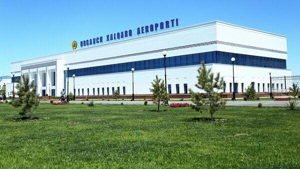 Mejdunarodnыy aeroport «Urgench» - Sputnik Oʻzbekiston