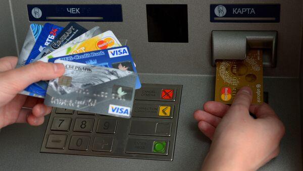 VISA va MasterCard - Sputnik Oʻzbekiston