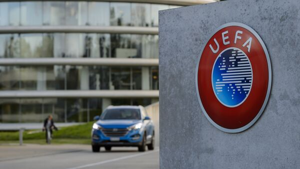 УЕФА Штаб-квартираси - Sputnik Ўзбекистон