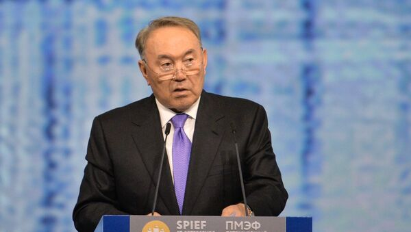 Пленарное заседание На пороге новой экономической реальности в рамках ПМЭФ - Sputnik Узбекистан