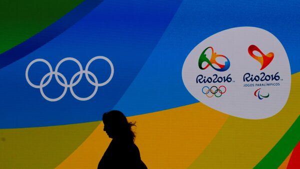 Рио-де-Жанейро Олимпиада символлари - Sputnik Ўзбекистон