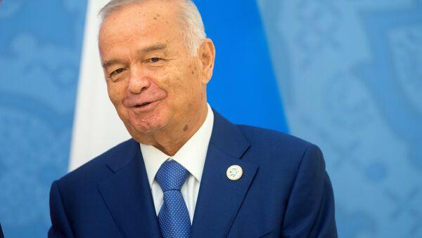 Oʻzbekiston Respublikasining Birinchi prezidenti Islom Karimov - Sputnik Oʻzbekiston