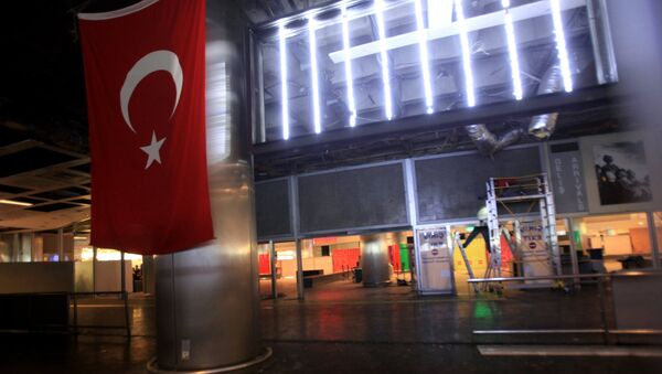 Istambuldagi Otaturk aeroporti - Sputnik Oʻzbekiston