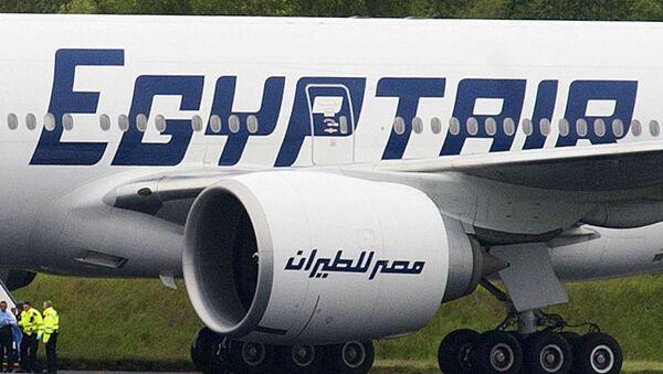 EgyptAir fвиакомпанияси самолёти - Sputnik Ўзбекистон