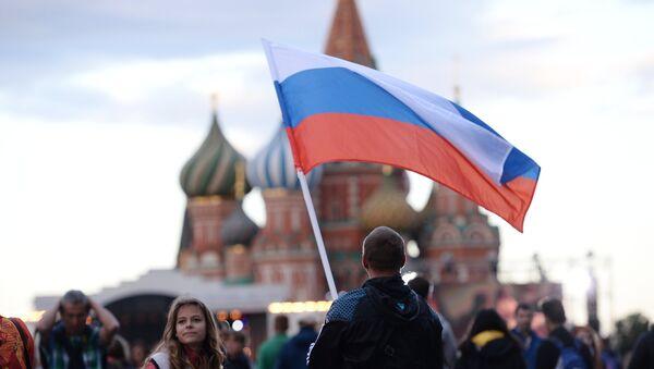 Концерт в честь Дня России на Красной площади - Sputnik Ўзбекистон