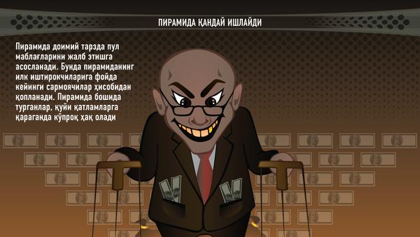 Пирамида - Sputnik Ўзбекистон