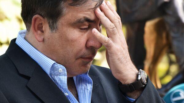 Председатель Одесской областной государственной администрации Михаил Саакашвили - Sputnik Ўзбекистон
