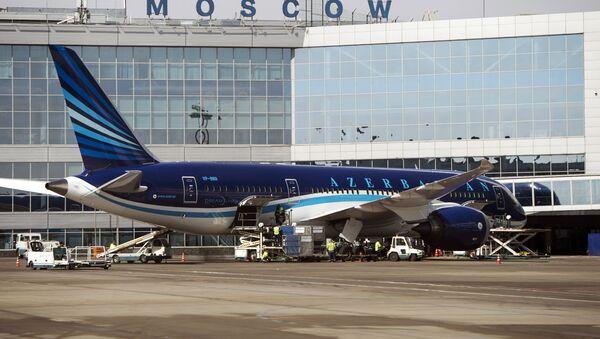 Domodedovo aeroporti - Sputnik Oʻzbekiston