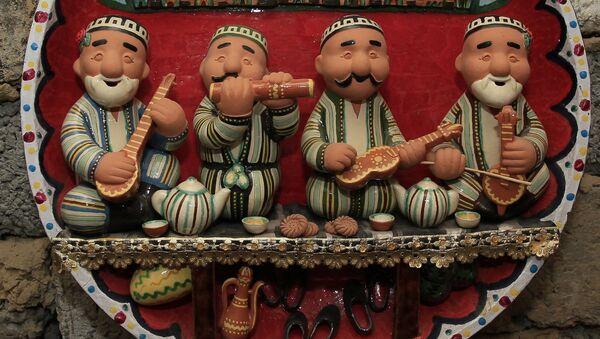 Народные промыслы Узбекистана - Sputnik Узбекистан
