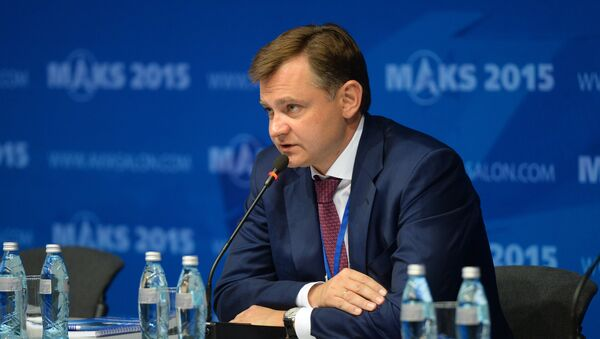 Заместитель министра промышленности и торговли РФ Юрий Слюсарь - Sputnik Узбекистан