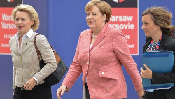 Саммит НАТО в Варшаве. Второй день - Sputnik Узбекистан