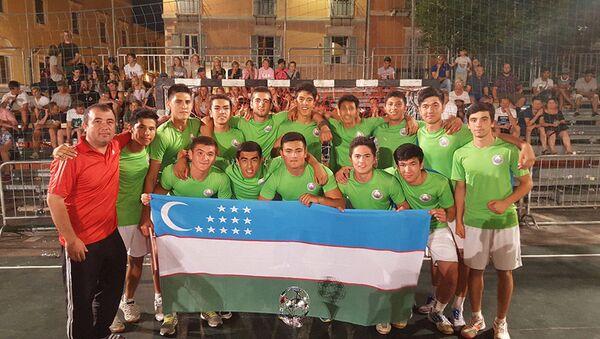 Гандбольная сборная Узбекистана U-16 выиграла Кубок мира - Sputnik Ўзбекистон