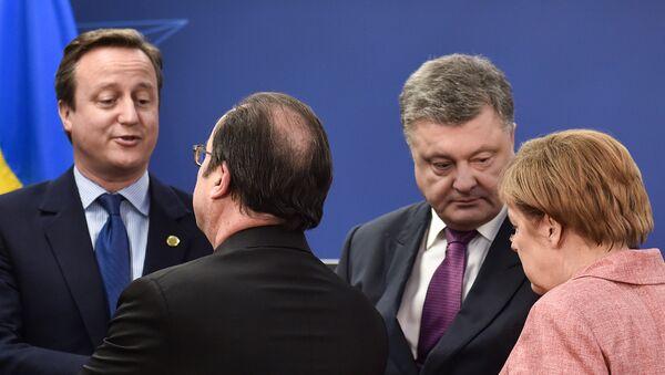 Саммит НАТО в Варшаве. - Sputnik Узбекистан