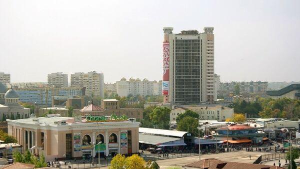 Гостиница Чорсу в Ташкенте - Sputnik Узбекистан